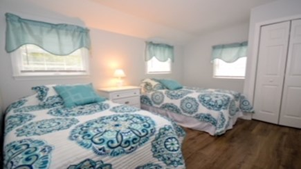 New Seabury, Popponesset, Mash New Seabury vacation rental - BR#4: 2 Twin Beds