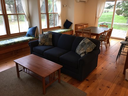 Dennis Village Cape Cod vacation rental - Living/dining area