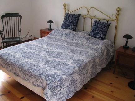 Dennis Village Cape Cod vacation rental - Master bedroom on first floor