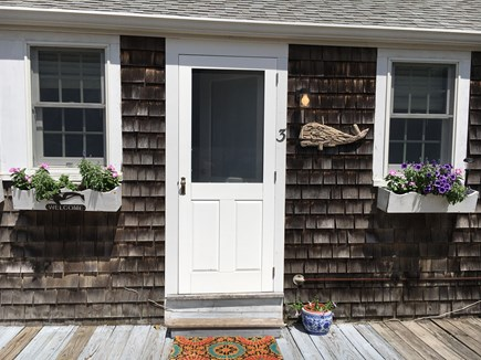 Provincetown Cape Cod vacation rental - Front of the condo.