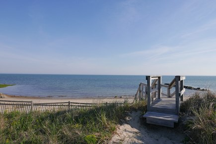 Brewster Cape Cod vacation rental - Private beach on Cape Cod bay.