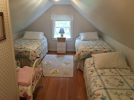 Brewster Cape Cod vacation rental - 4th bedroom -accessed from bedroom #2