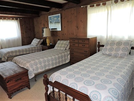 Falmouth Cape Cod vacation rental - Lower Level Bedroom