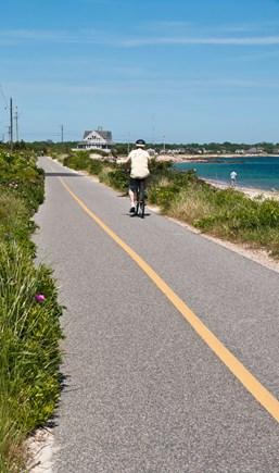 Falmouth Cape Cod vacation rental - Directly Across from Beautiful Shining Sea Bike Way