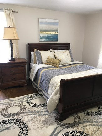 East Falmouth Cape Cod vacation rental - 4th BR with Queen bed and direct access to hall bath