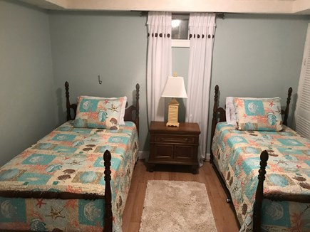 East Falmouth Cape Cod vacation rental - 6th BR with twin beds and trundle
