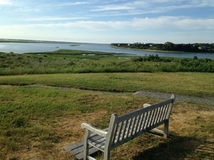 Eastham Cape Cod vacation rental - Fort Hill looking toward the ocean is just a half mile away.