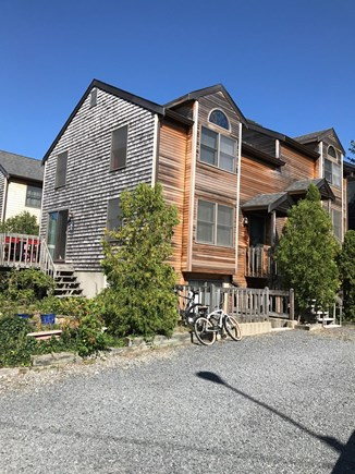 Provincetown Cape Cod vacation rental - Front of condo builiding