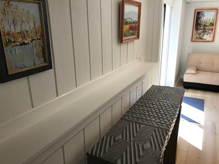 Provincetown Cape Cod vacation rental - Entrance to studio