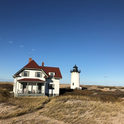 Provincetown Cape Cod vacation rental - Lighthouse
