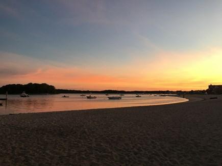 Onset MA vacation rental - Beautiful sunset