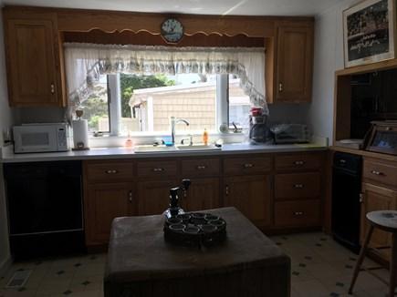 Onset MA vacation rental - Kitchen.