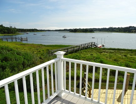 Eastham / Orleans Cape Cod vacation rental - Wake up each morning to sea breezes and water views