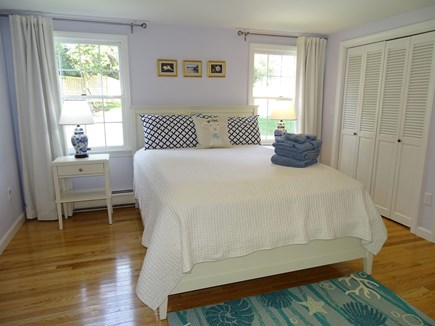 Eastham / Orleans Cape Cod vacation rental - Main floor queen bedroom