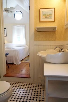 Dennisport Cape Cod vacation rental - Full bathroom w/shower.