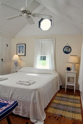 Dennis Port Cape Cod vacation rental - Queen bedroom.  Bathroom attached. Linens provided