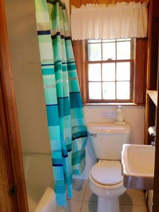 Dennis Port Cape Cod vacation rental - Full Bathroom on first floor (2 of 2)