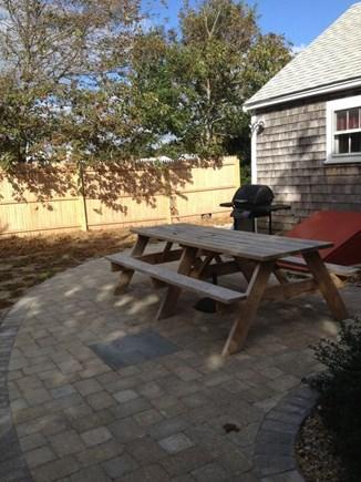 Dennis Port Cape Cod vacation rental - Dine al fresco on the outdoor patio