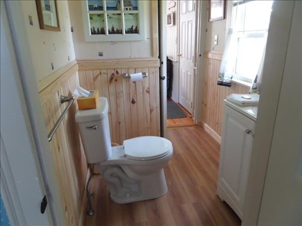 Dennis Port Cape Cod vacation rental - Updated bathroom