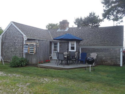 Dennis Port Cape Cod vacation rental - Spacious outdoor area