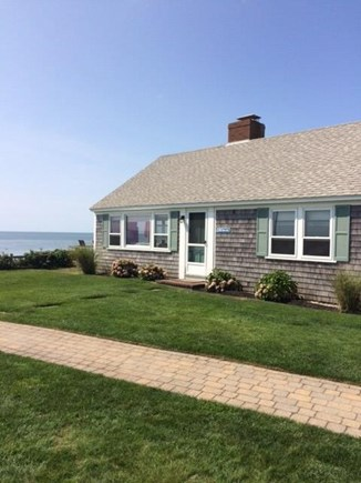 Dennisport Cape Cod vacation rental - Ocean front 3 bedroom, 2 bath cottage with WIFI.