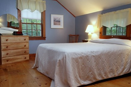 Dennisport Cape Cod vacation rental - Roomy master queen size bedroom