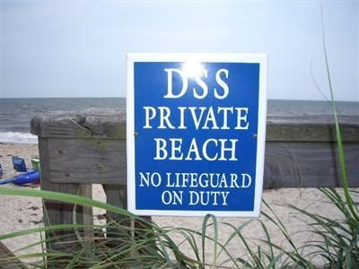 Dennis Port Cape Cod vacation rental - Private ocean association beach.