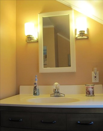Dennis Port Cape Cod vacation rental - updated bathroom w/shower