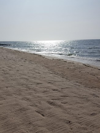 Dennis Port Cape Cod vacation rental - Private Dennis Seashores ocean beach