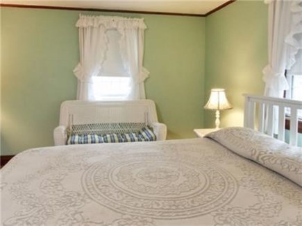 Dennis Port Cape Cod vacation rental - Queen bedroom, cable television, linens provided