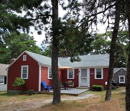 Dennisport Cape Cod vacation rental - Exterior view of Cottage