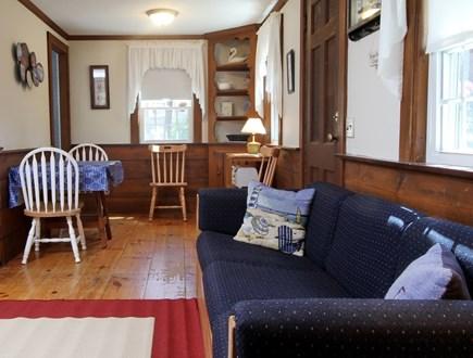 Dennisport Cape Cod vacation rental - Living room