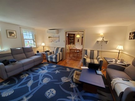 Dennis Port Cape Cod vacation rental - AC, large flat screen television, cable & WIFI