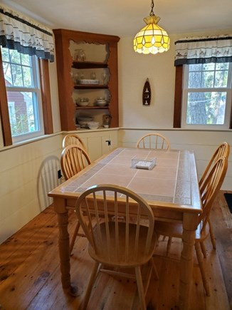 Dennis Port Cape Cod vacation rental - Full dining room