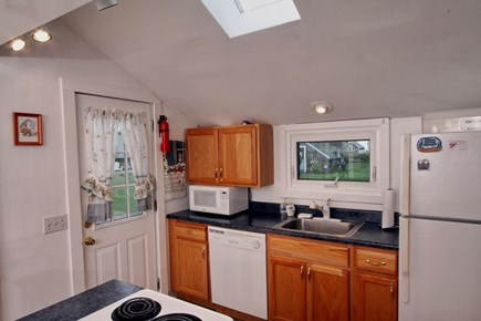 Dennis Port Cape Cod vacation rental - Full kitchen w/dishwasher, microwave, oven, coffee maker