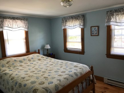 Dennis Port Cape Cod vacation rental - Queen bedroom, with cable television