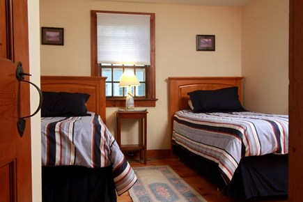 Dennisport Cape Cod vacation rental - Bedroom with 2 twinds