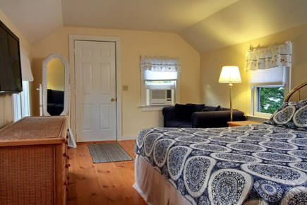 Dennis Port Cape Cod vacation rental - Bedroom with queen bed. Linens provided.