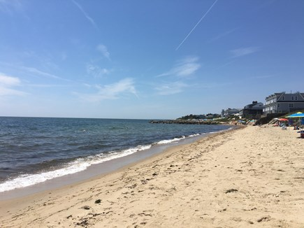 Dennis Port Cape Cod vacation rental - Private Nantucket Sound Beach