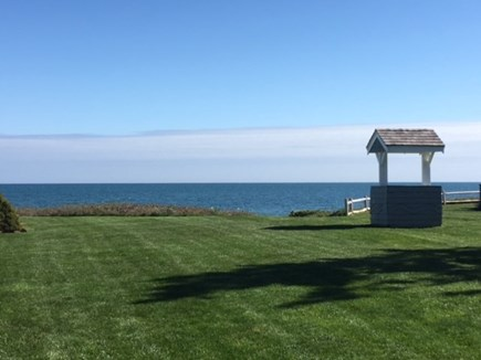 Dennis Port Cape Cod vacation rental - View, front of cottage