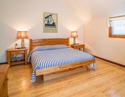 Dennis Port Cape Cod vacation rental - Queen bedroom, cable television