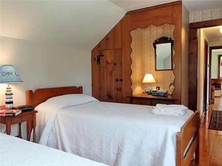 Dennis Port Cape Cod vacation rental - Twin bedroom, bedroom #4
