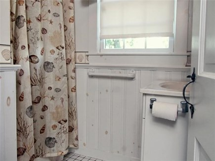 Dennis Port Cape Cod vacation rental - 2 Full baths.  Outdoor shower too.
