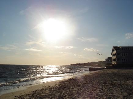 Dennis Port Cape Cod vacation rental - Sunset at Dennis Seashores