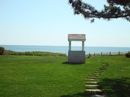 Dennis Port Cape Cod vacation rental - Walk to private beach less than a minute from the cottage