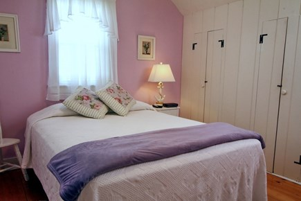 Dennis Port Cape Cod vacation rental - Bedroom with Queen bed, linens provided