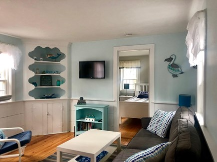 Dennis Port Cape Cod vacation rental - Cable television and Wi-Fi