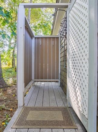 Dennis Port Cape Cod vacation rental - Outdoor shower