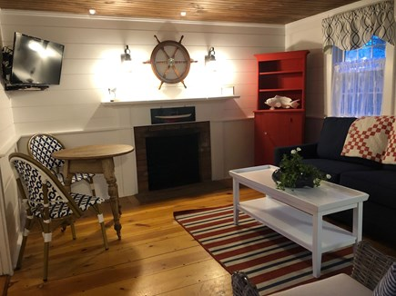 Dennis Port Cape Cod vacation rental - comfortable new seating