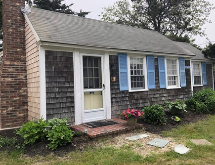 Dennis Port Cape Cod vacation rental - 4 Ocean Park West, 2 bedroom, AC, sleeps 4, steps to beach